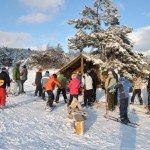 Горнолыжный сезон 2012 на Ай-Петри