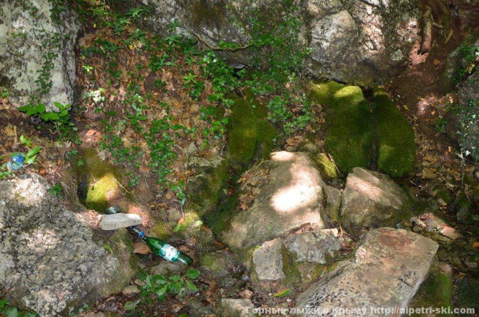 Пещера Нассонова (Анлюша)