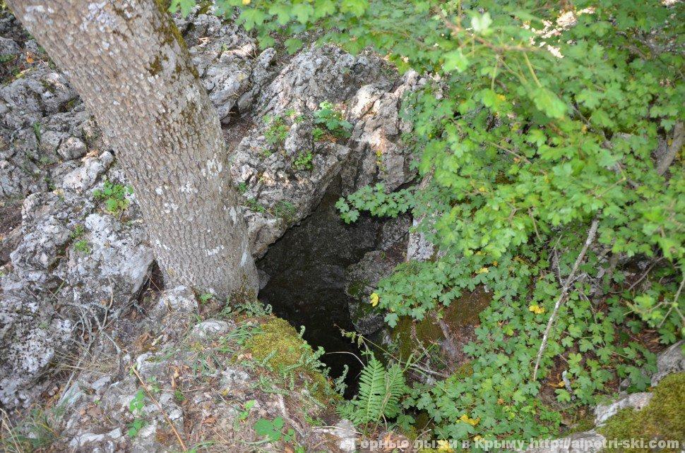 Пещера Палласа
